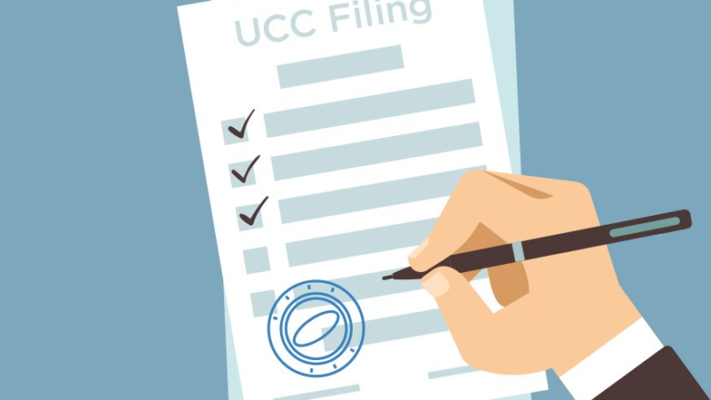 What Is A UCC Filing?