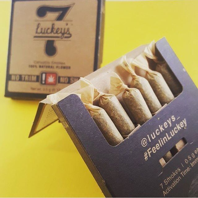Custom Cannabis Pre-roll Packaging Boxes
